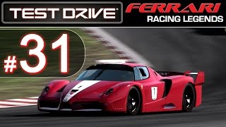Test Drive: Ferrari Racing Legends [PS3][HD] - Part #31: FXX Invitationals - HARD