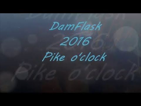 "Pike oclock 2016 ""pike fishing"" damflask"