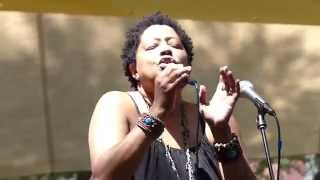 Lisa Fischer, How Can I Ease The Pain, Brooklyn, NY 8-7-14