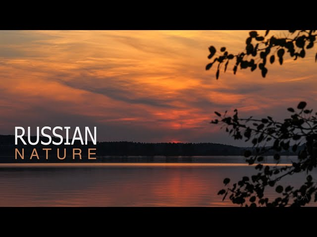 RUSSIAN NATURE |Time Lapse|