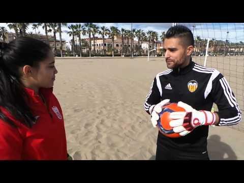 Clinic con Valencia CF Playa