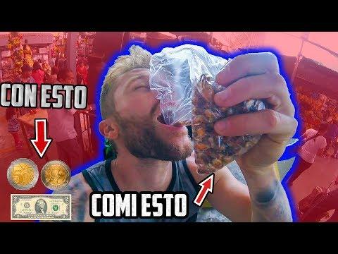 COMIENDO CON 2 DOLARES EN PERU (7 SOLES)