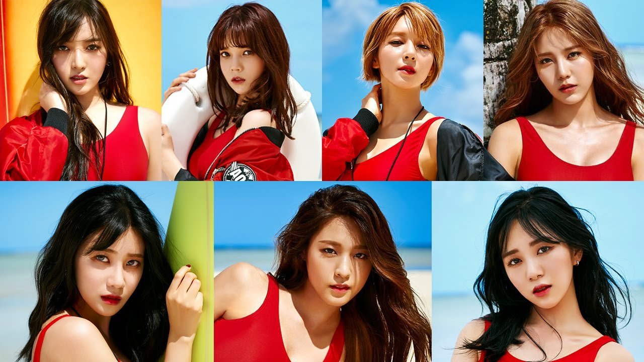 2016 AoA Ranking in Different ...