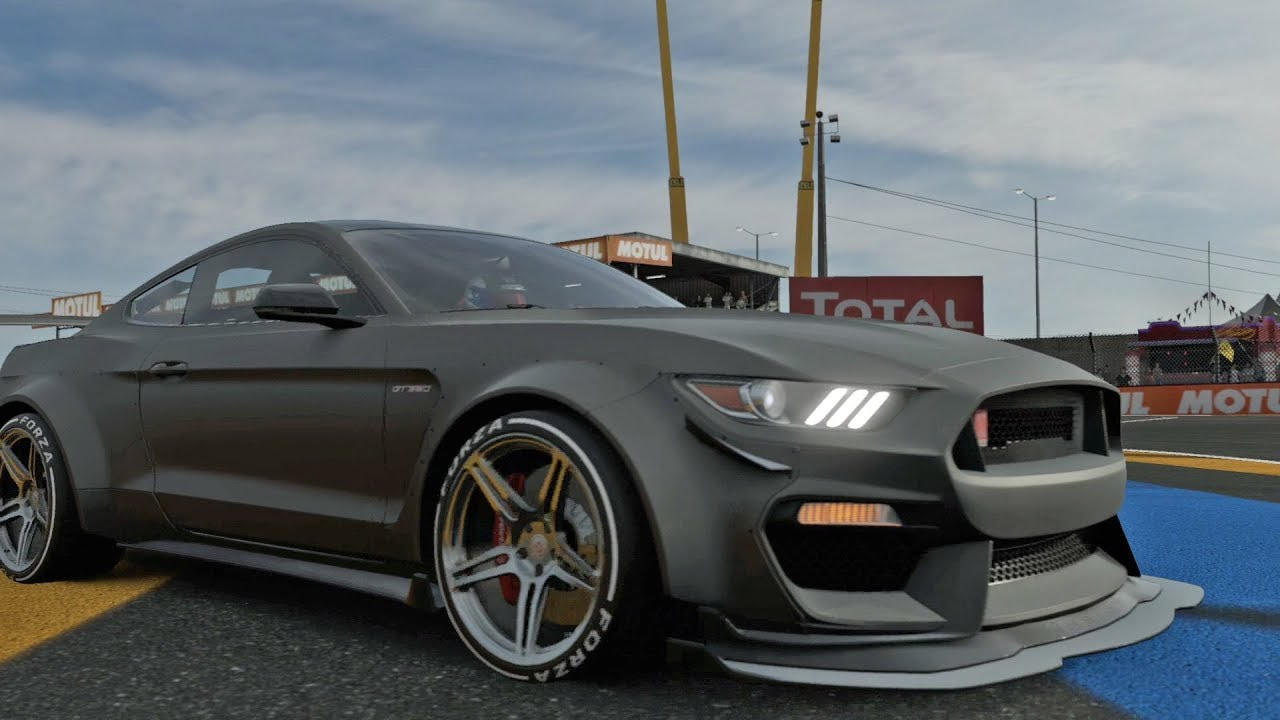 Forza Motorsport 7 Ford Mustang Forza Edition
