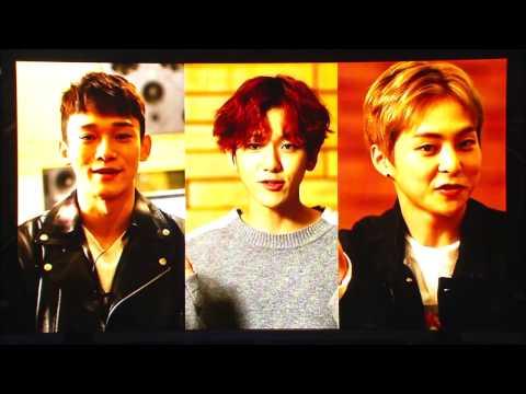 16.11.18.(Fri) N-POP Showcace with EXO-CBX [ NCSOFT x EXO-CBX x Red Velvet x yoonsang ]