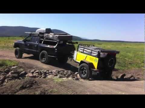 Trekken offroad trailer doovi for Starr motors off road day 2017