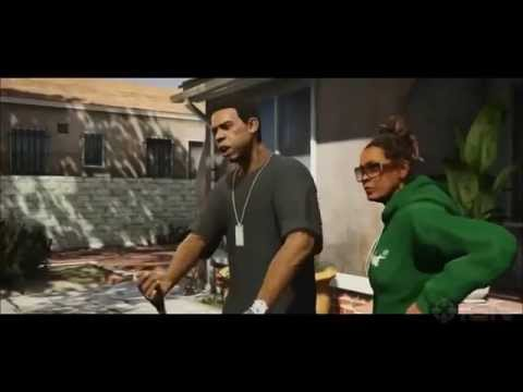 """GTA 5: """"Hold Up"""" Music Video Feat. The Mercanti Family"""