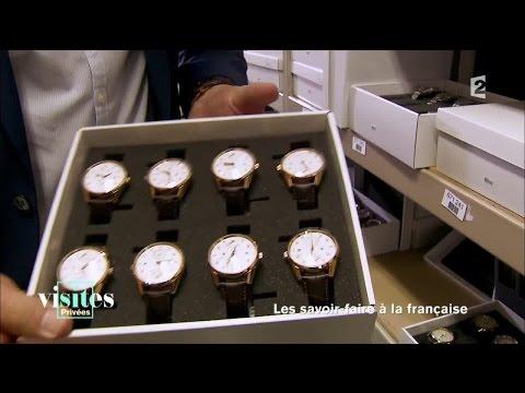 Les montres Lip - Reportage - Visites privées
