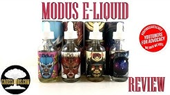 Modus E Liquid Review