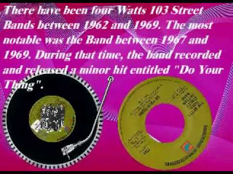 Charles Wright & the Watts 103rd Street...