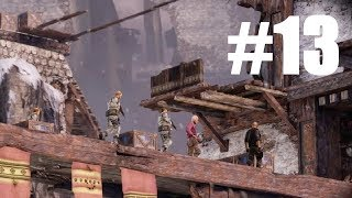 Uncharted 2: Among Thieves 🚂 Part 13 🚂 Barging into Lezarvic