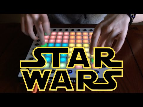Star Wars Main Theme - Orchestral Launchpad Cover