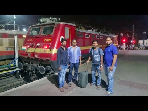 A Day out in HYDERABAD capturing Trains (EICT #9) : Indian Railways