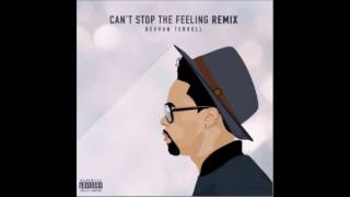 Justin Timberlake - Can't Stop The Feeling (Devvon Terrell Remix)