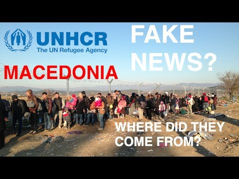 FreeManCast: The Making Of Fake News And Where The Refugees Came From