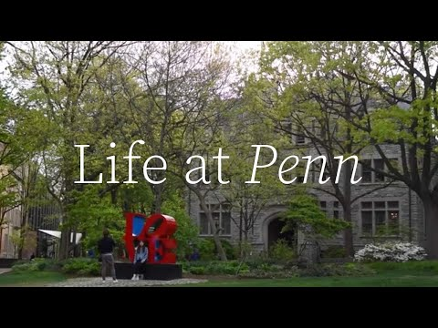 A DAY IN MY LIFE AT PENN