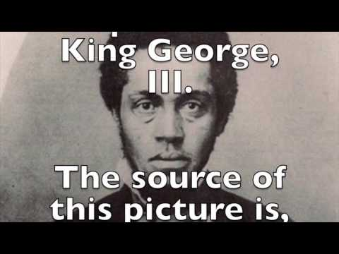 Black like, His Most Sacred Majesty King George of United Kingdom and of Hanover