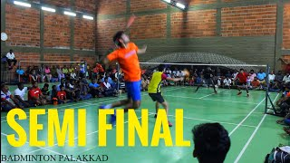 ASWIN PAUL&SHYAMPRASAD VS NAVEEN&GANESH:ANITHAPARTHIBAN ALL INDIA LEVEL BADMINTON TOURNAMENT 2020