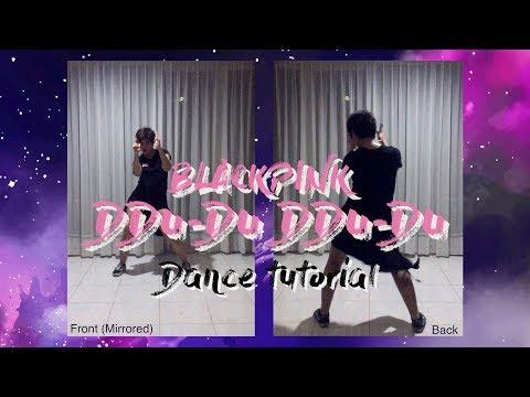 """BLACKPINK - """"DDU-DU DDU-DU"""" FULL Dance Tutorial (Lisa's Position) Ll Lady Rei"""
