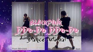 """BLACKPINK - """"DDU-DU DDU-DU"""" FULL Dance Tutorial (Lisa's Position) ll Lady Rei MP3"""