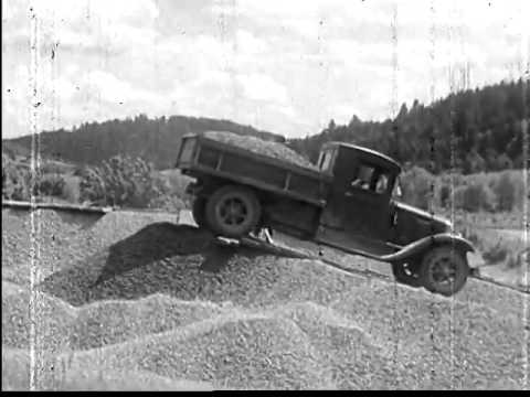 Maintenance of Roads from the Prelinger Archives