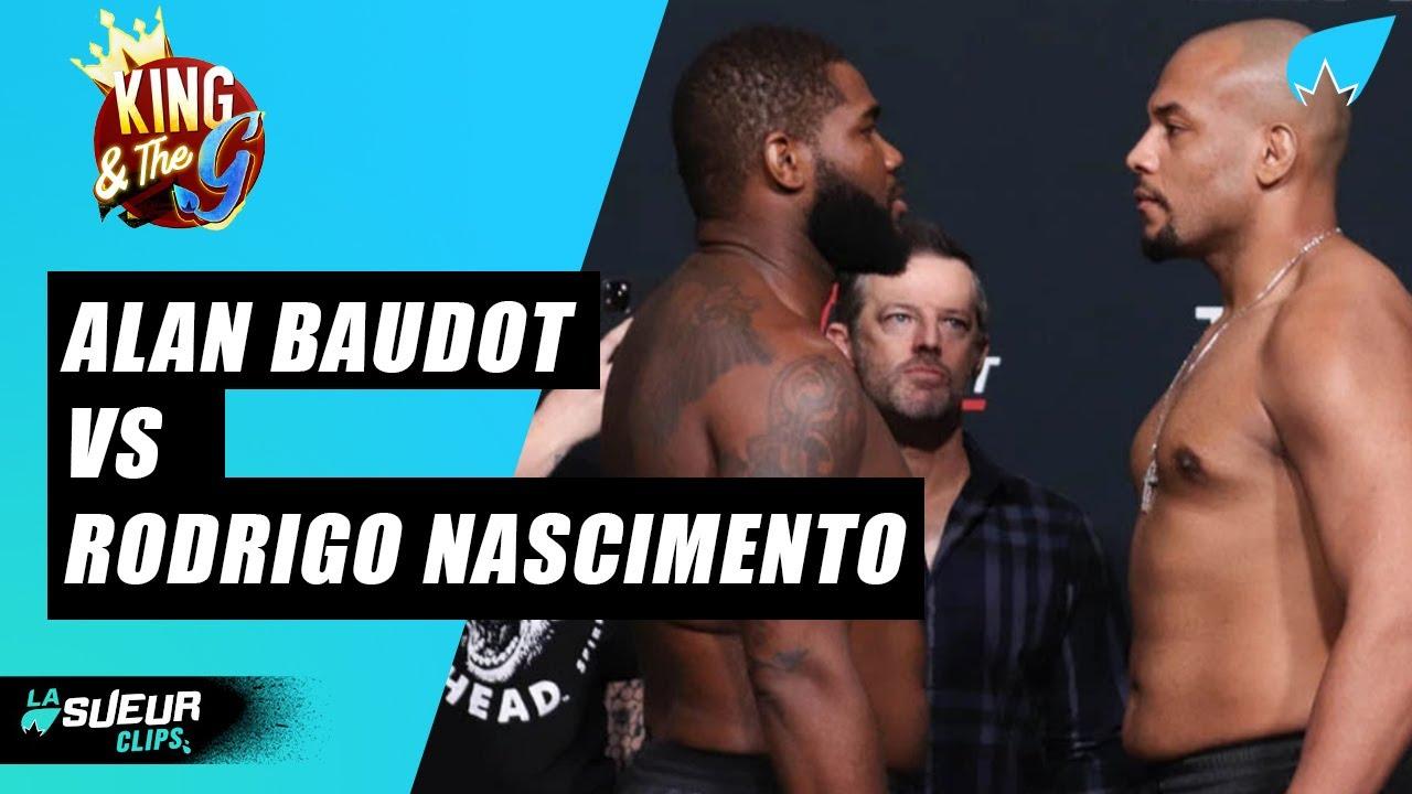 Alan Baudot VS Rodrigo Nascimento, le récap par Fernand Lopez   King & The G