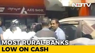 Cash Crunch: Reality Check A Month After Notes Ban