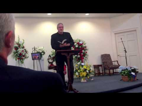 In Honor of Barry Suttle - Celebration of Life Service, 18 April 2017