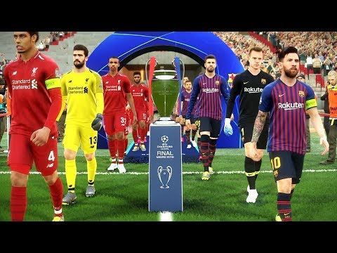 Barcelona vs Liverpool (Semi-final) UEFA Champions League 20