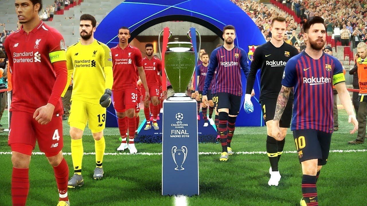 champions league 2019 live