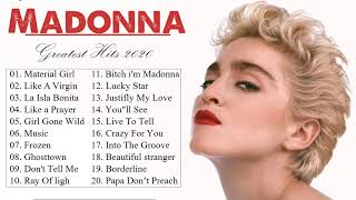 Madonna Greatest Hits || Madonna Greatest Hits Full Album