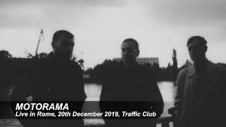 Motorama live in Rome [Full Show]
