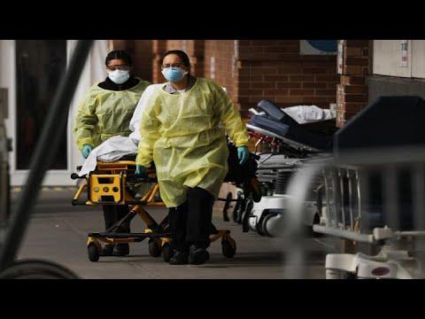 African Americans Among Hardest Hit By Coronavirus