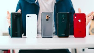 The Most UNDERRATED SMARTPHONES of 2018!