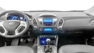 Техническая характеристика Hyundai ix35 2014 смотреть