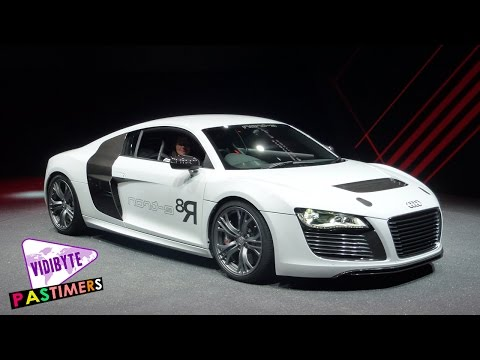 Top 10 Best Audi Cars of all Time || Pastimers