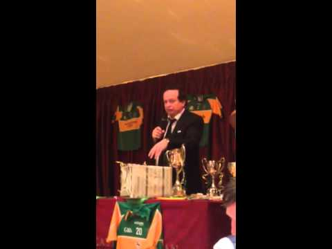 Tourlestrane GAA Dinner Dance 2014