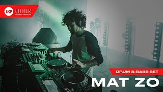 Mat Zo (Drum & Bass Set) live from Respect, LA - UKF On Air