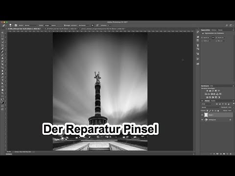 Fotologbuch Lernt Photoshop Folge 30 - Korrekturwerkzeuge