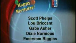 News Show Gets Pranked With Fake Birthday Names