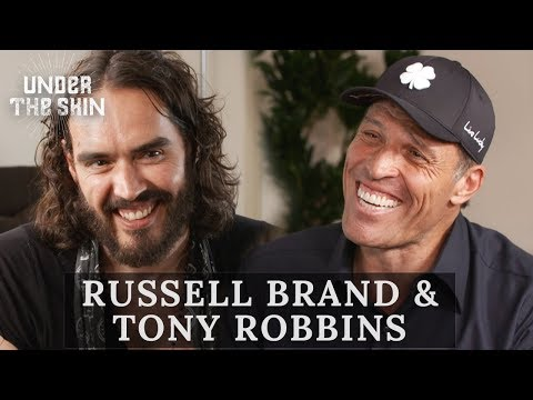 Self-Realisation with Tony Robbins & Russell Brand