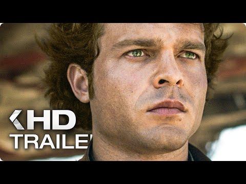 SOLO: A Star Wars Story Trailer 2 German Deutsch (2018)
