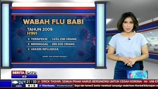 Fakta Data: Berburu Vaksin Penangkal Virus Corona