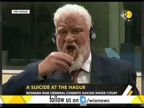 WION Gravitas: A suicide at The Hague