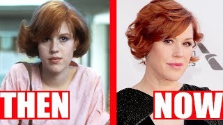 The Breakfast Club (1985) Cast   Then and Now    Real Name and Age