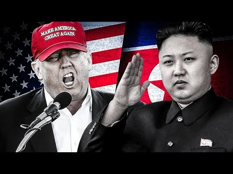 Trump & Kim Jongun Engage In Insult Battle As World Watches In Horror