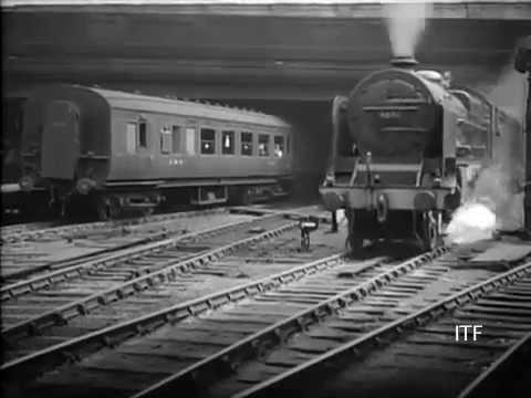 BRITISH RAILWAY STEAM LOCOMOTIVE SHOPS