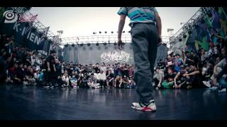 BBOY NO NAME VS BBOY YAN | BOOM JAM 8 HD (dope  extra time)