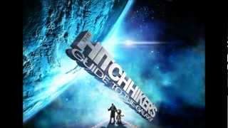 Hitchhiker's Guide to the Galaxy OST - Journey of the Sorcerer+Hitchhiker's Guide to the Galaxy