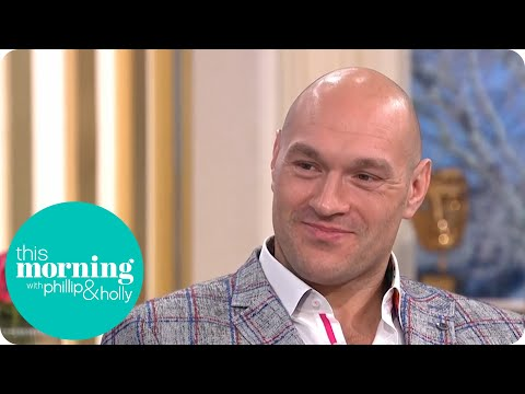 Exclusive: Tyson Fury Fresh From His World Heavyweight Win Against Deontay Wilder | This Morning
